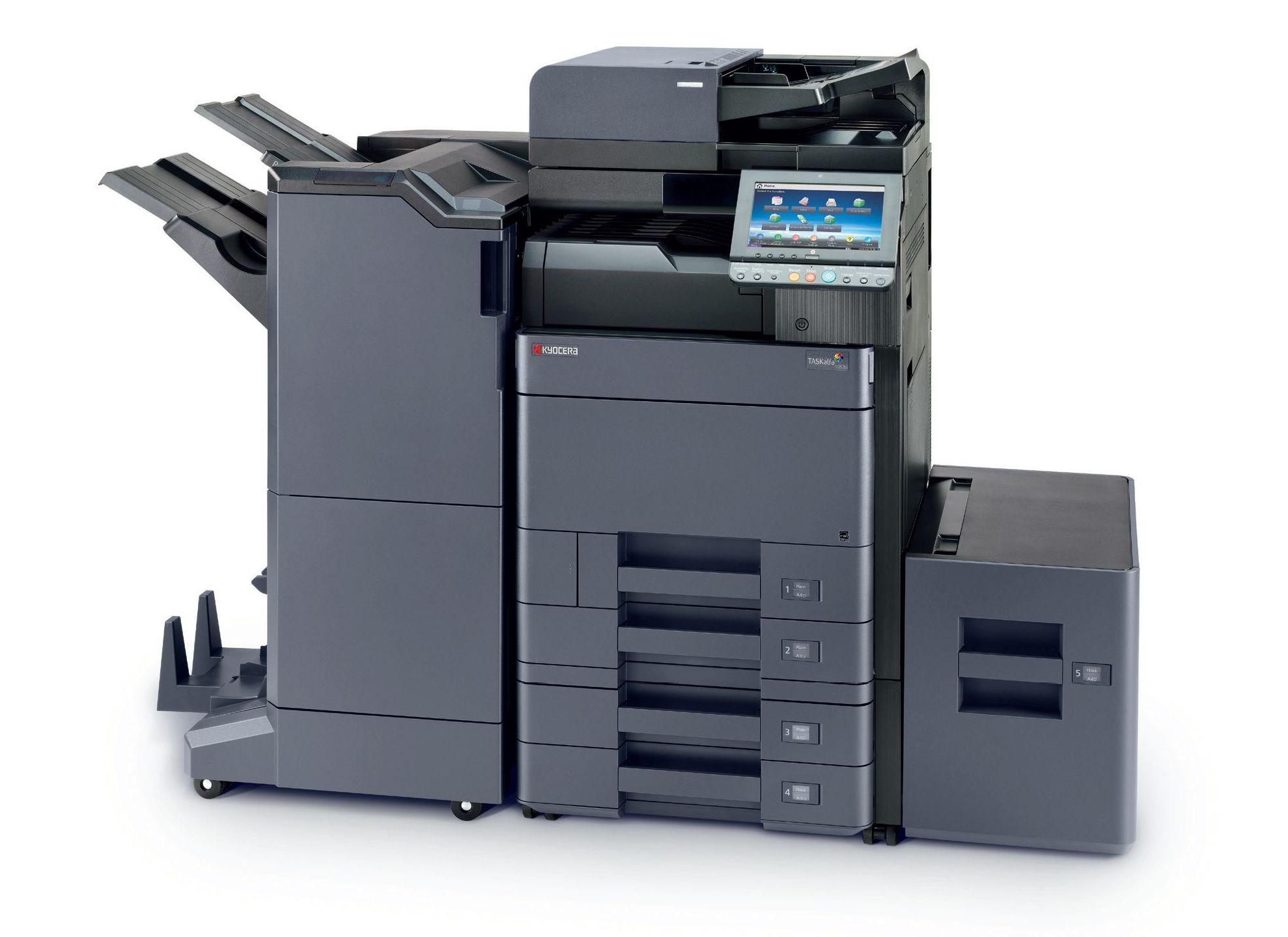Fotocopiadoras kyocera en Alava