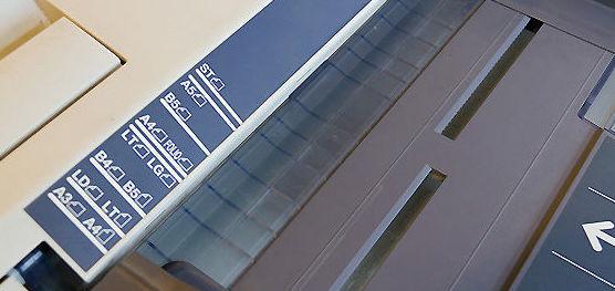 Mantenimiento de fotocopiadoras en Álava