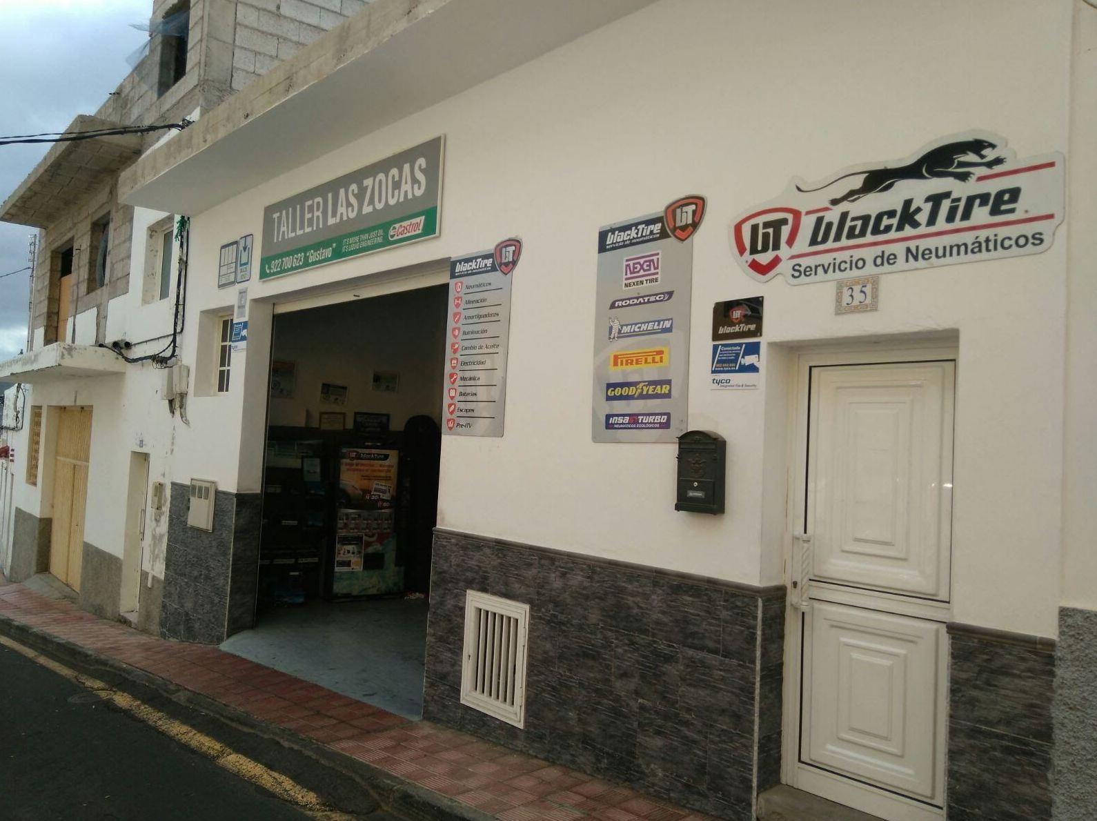 Foto 1 de Talleres de automóviles en Las Zocas | Taller Las Zocas