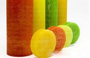 Esponja con Jabón aroma de Fruta de la Pasión y Aloe Vera: Catálogo de Mímate
