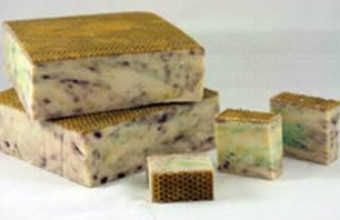 Jabón artesano de Miel y Propoleo: Catálogo de Mímate