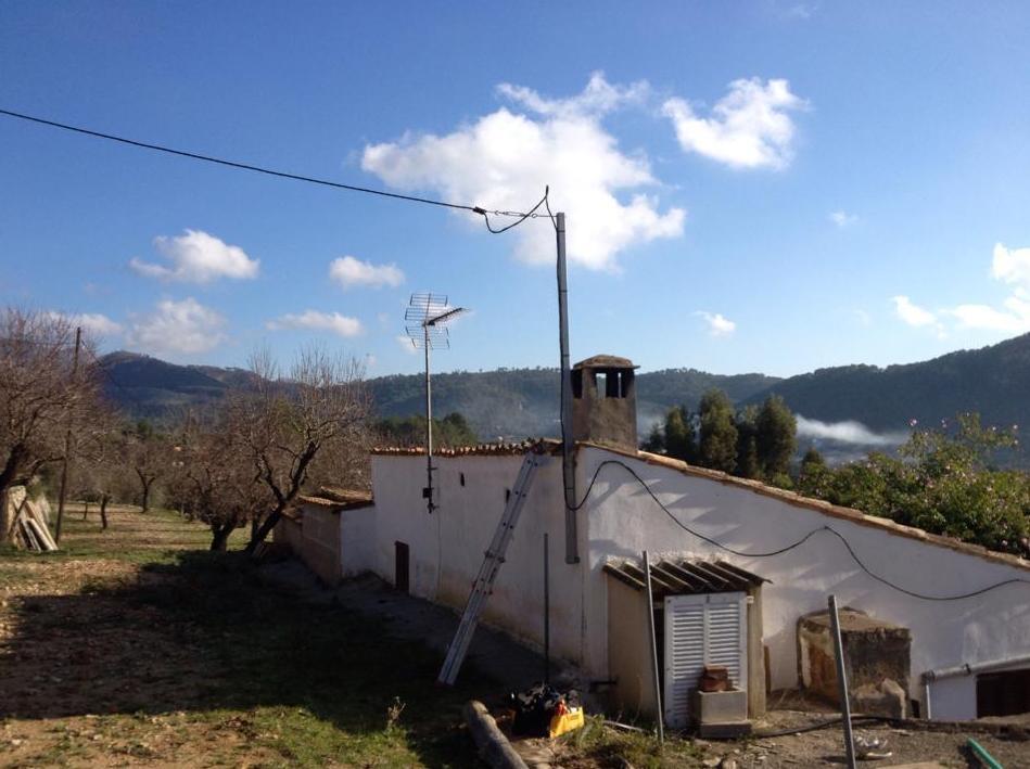 Renovación de instalación eléctrica