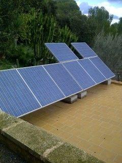 Proyectos fotovoltaicos andratx