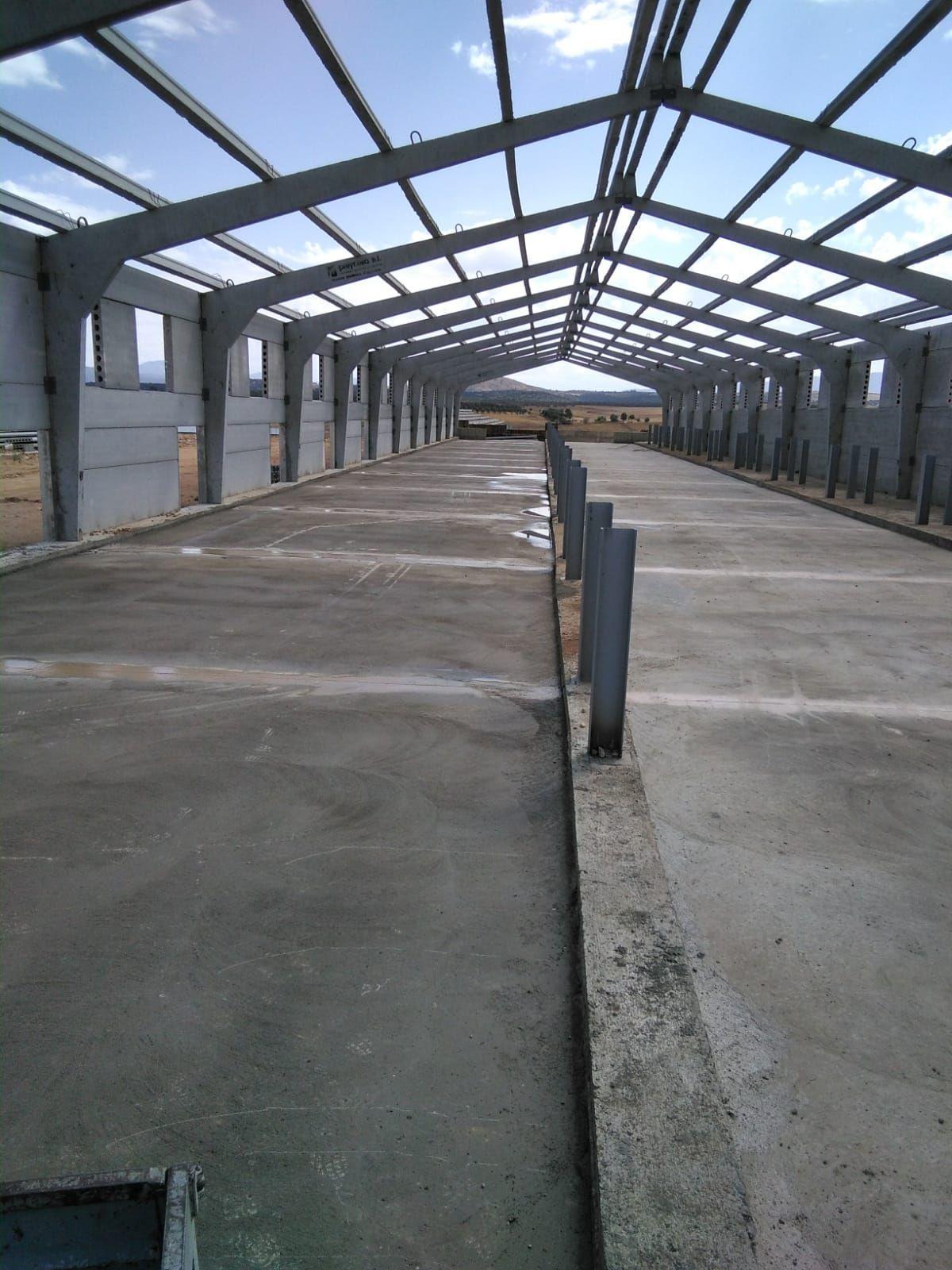 Pavimentos industriales enSalamanca