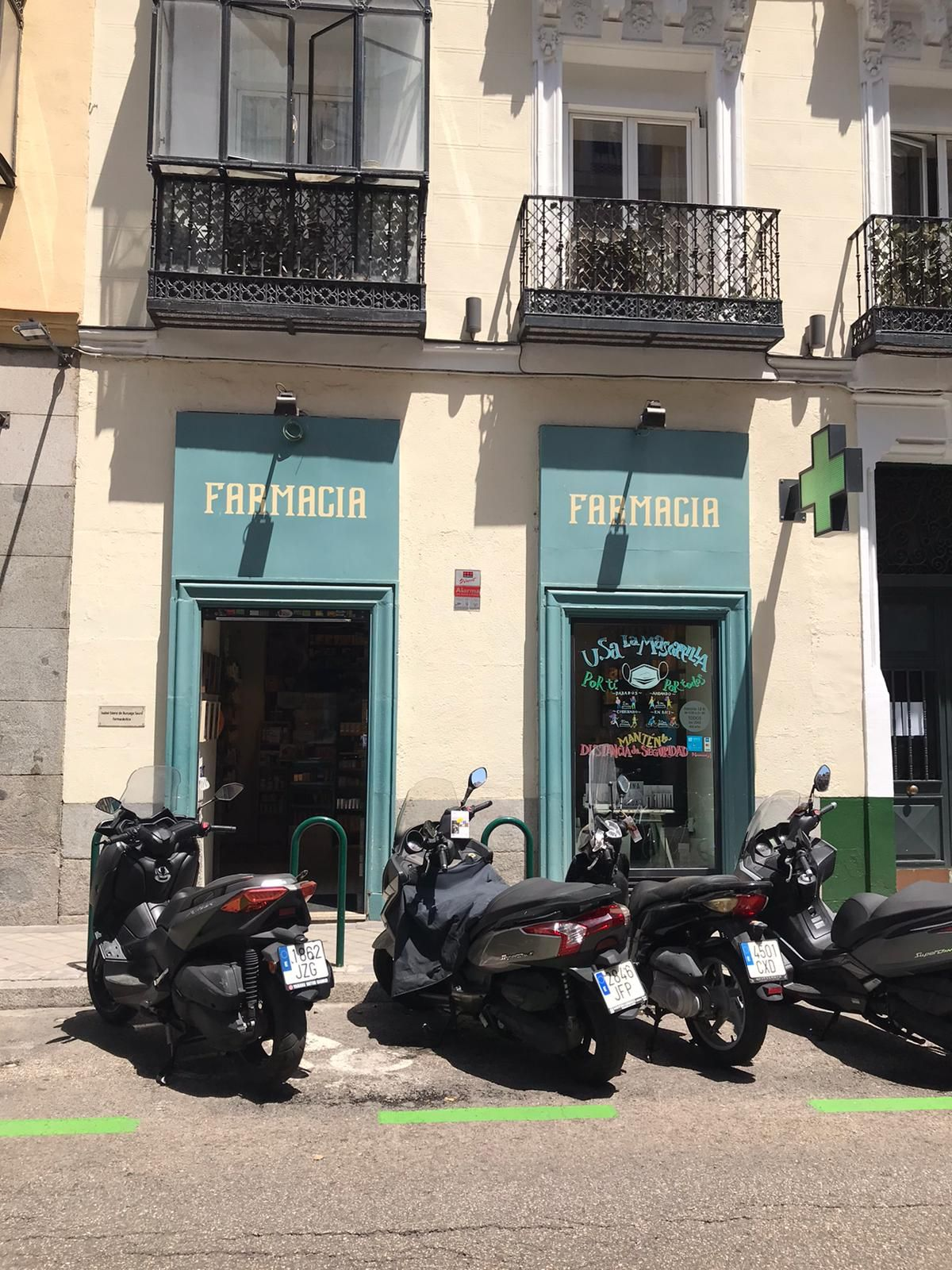 Ven a Farmacia Fernando VI