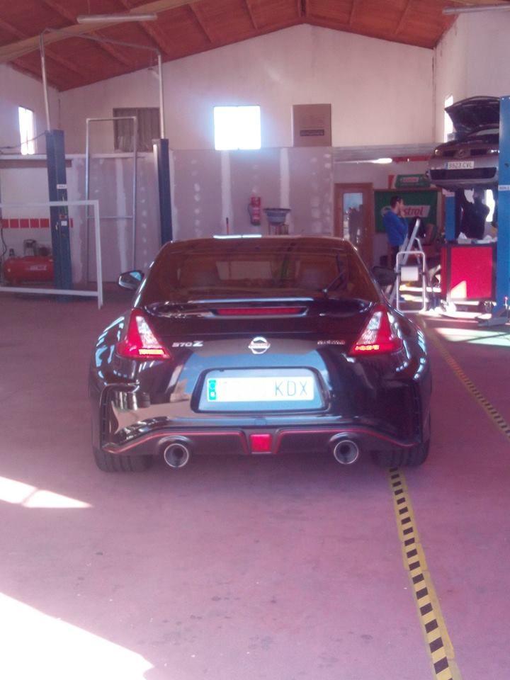 Mecánica rápida en Zamora