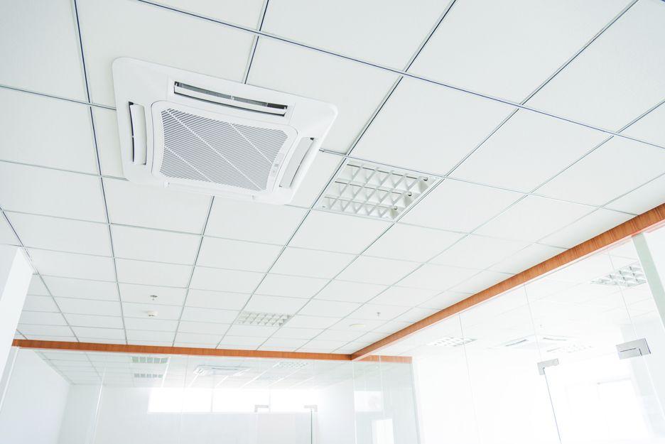 Aire acondicionado para oficinas y empresa en Benidorm