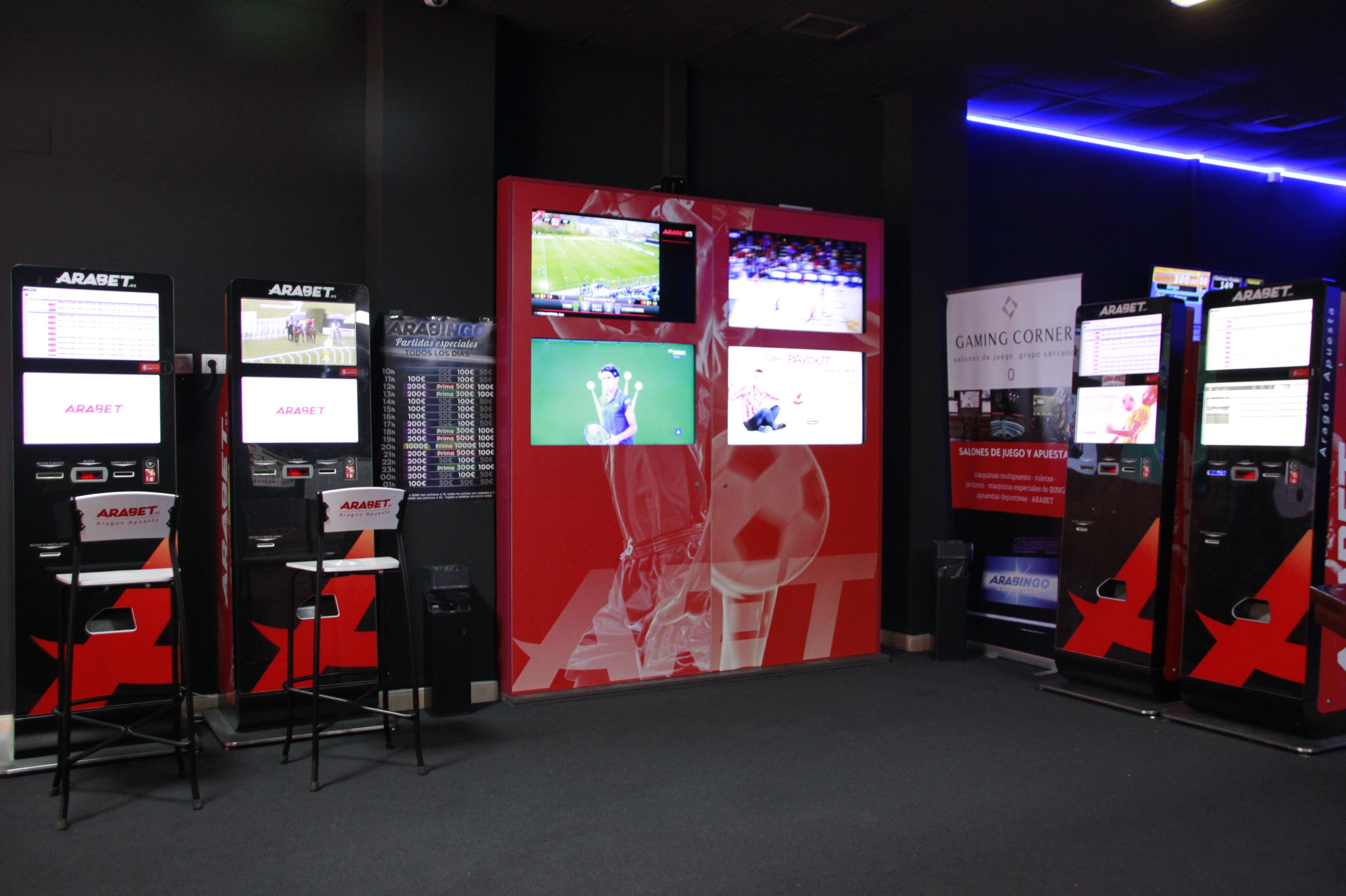 Apuestas deportivas en Zaragoza