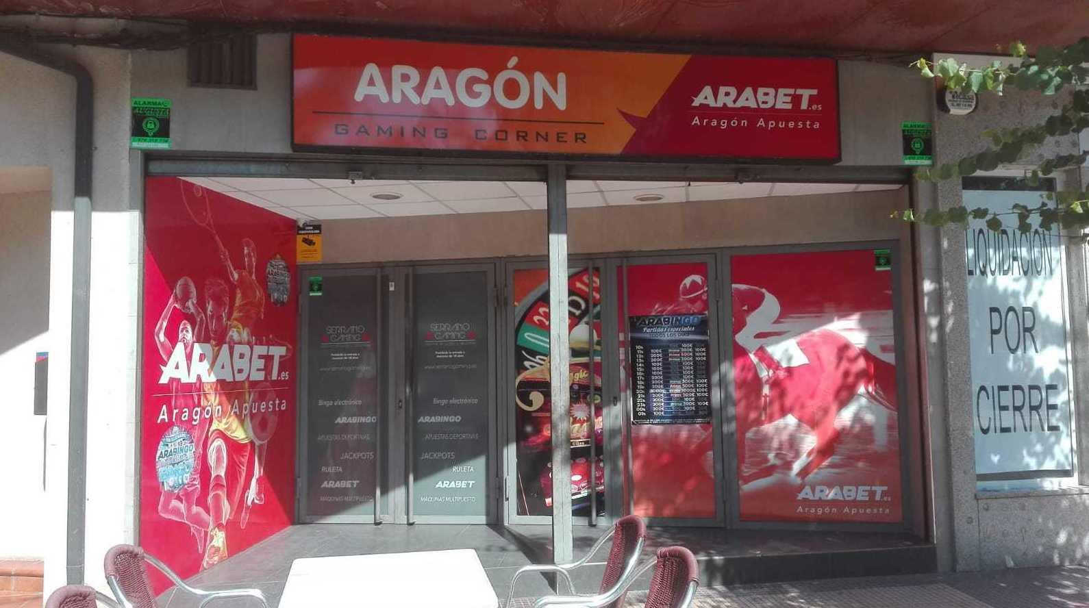 Salones de juegos en Alcañiz