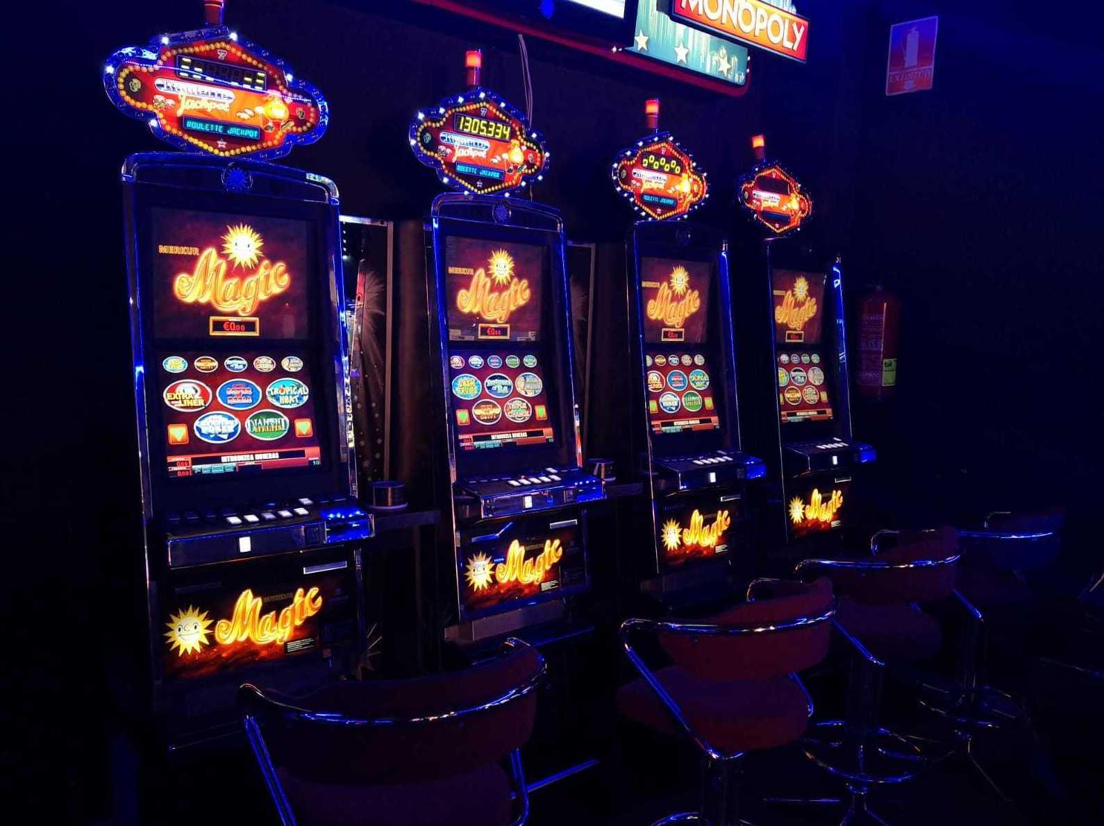 Salones de juego Zaragoza
