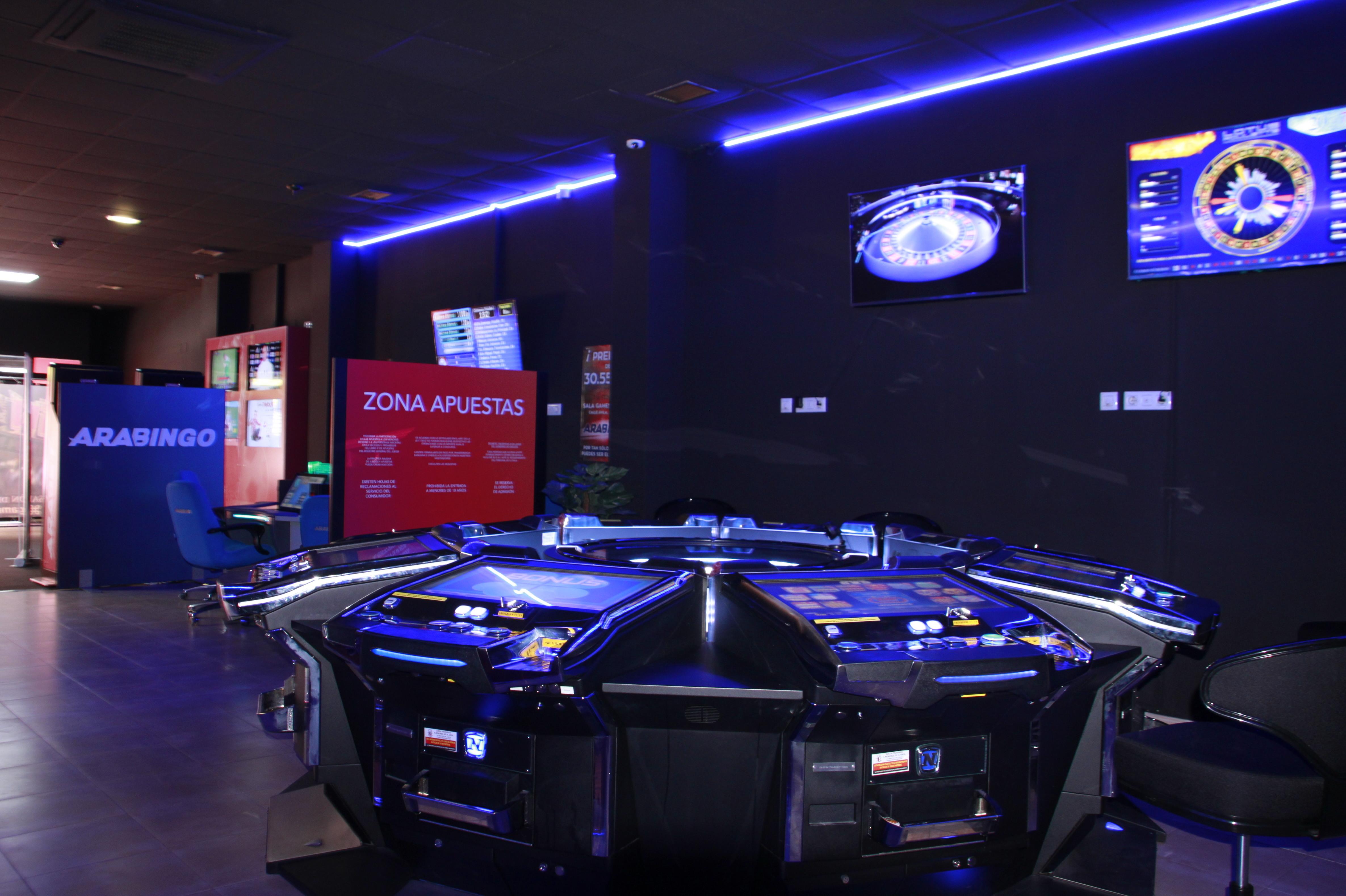 Salones recreativos Zaragoza