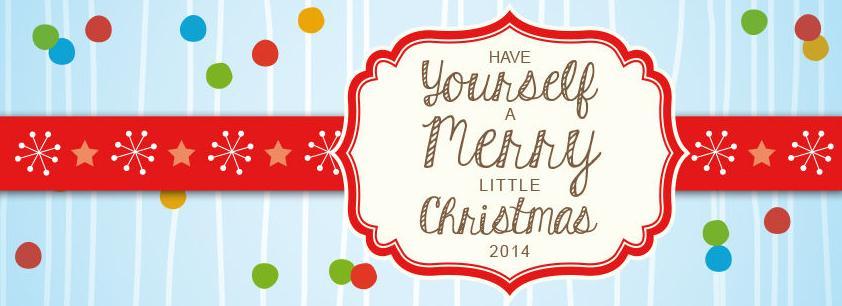 ¡Merry little Christmas!