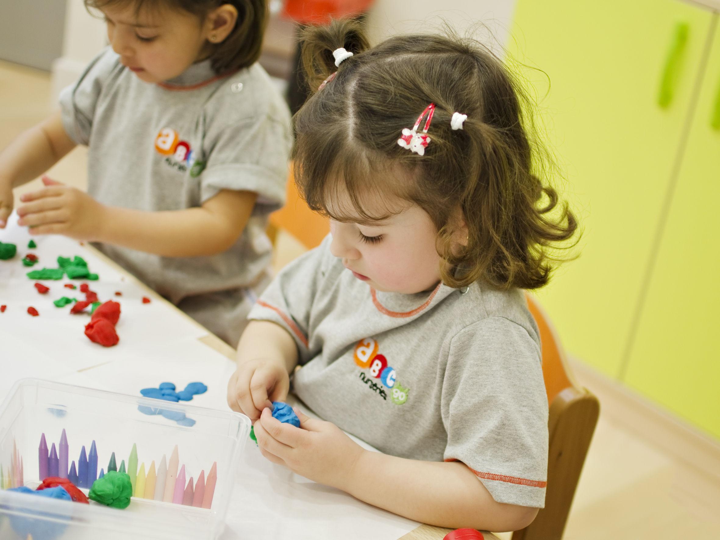 Preparación para incorporación a colegios bilingües: Servicios de Abc Go Nurseries