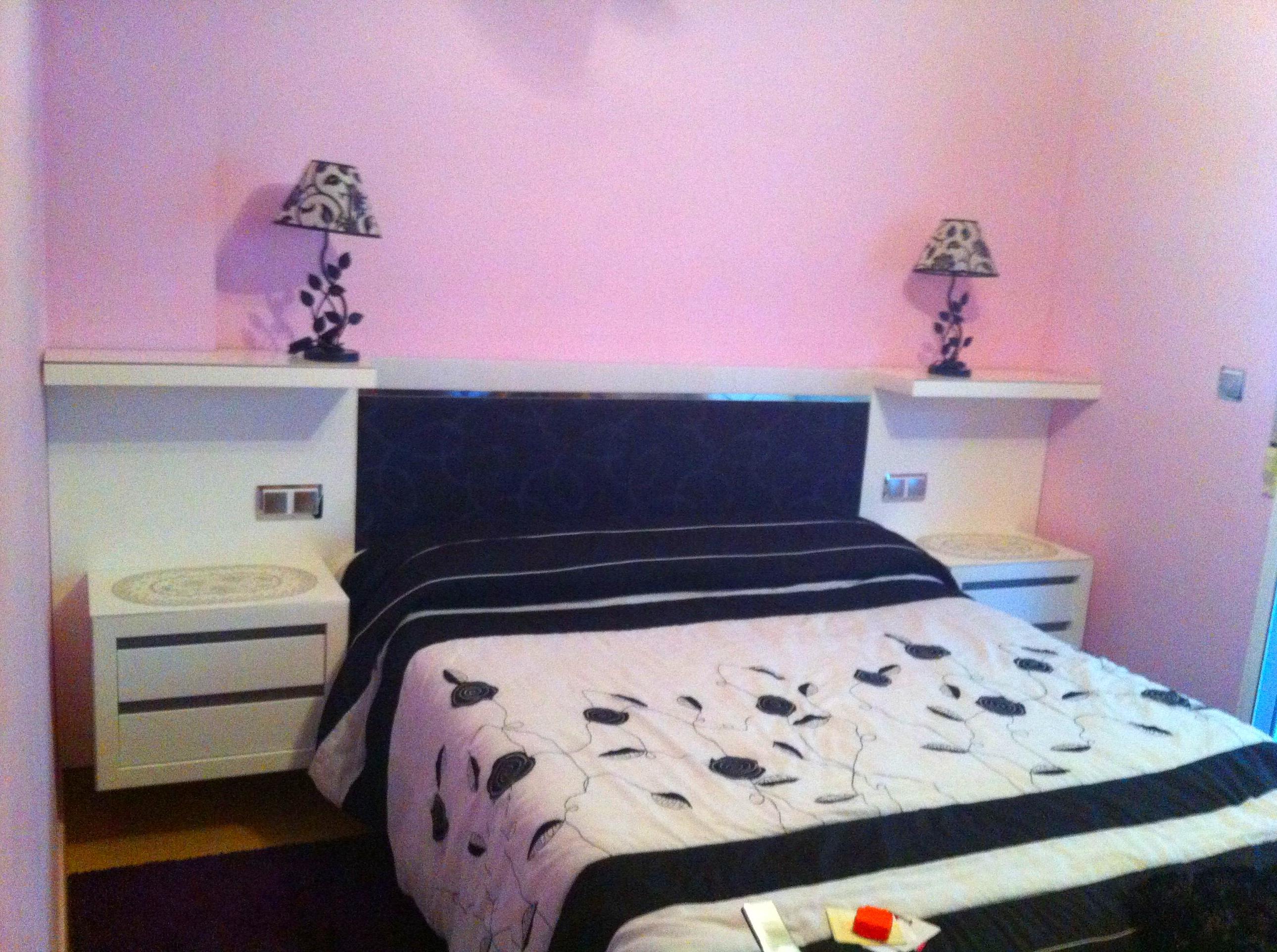 Dormitorio a medida Carpinconesa Murcia.
