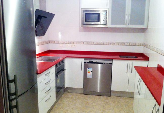 Muebles de cocina en murcia ventajas de una cocina a medida - Muebles de cocina murcia ...