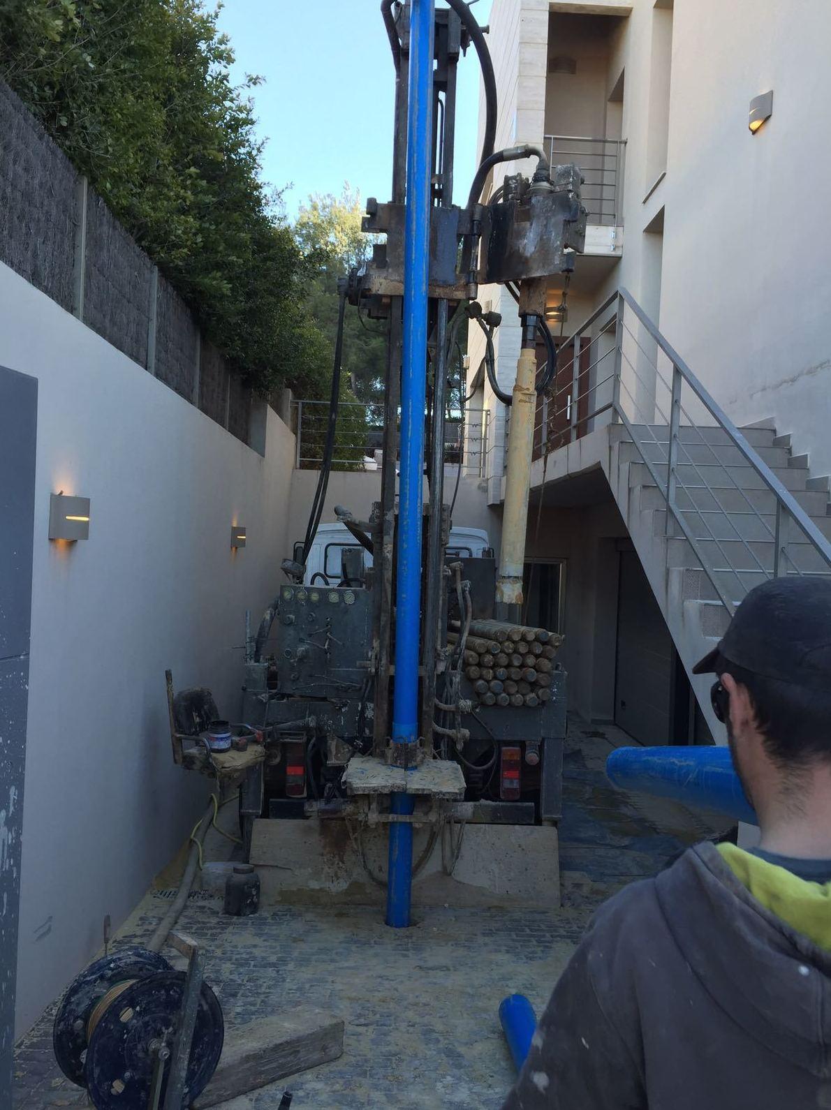 pozos de agua en Barcelona