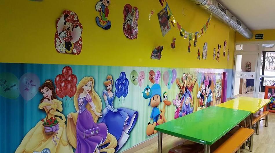 Foto 3 de Parques infantiles en Albacete | Diverguay Parque Infantil