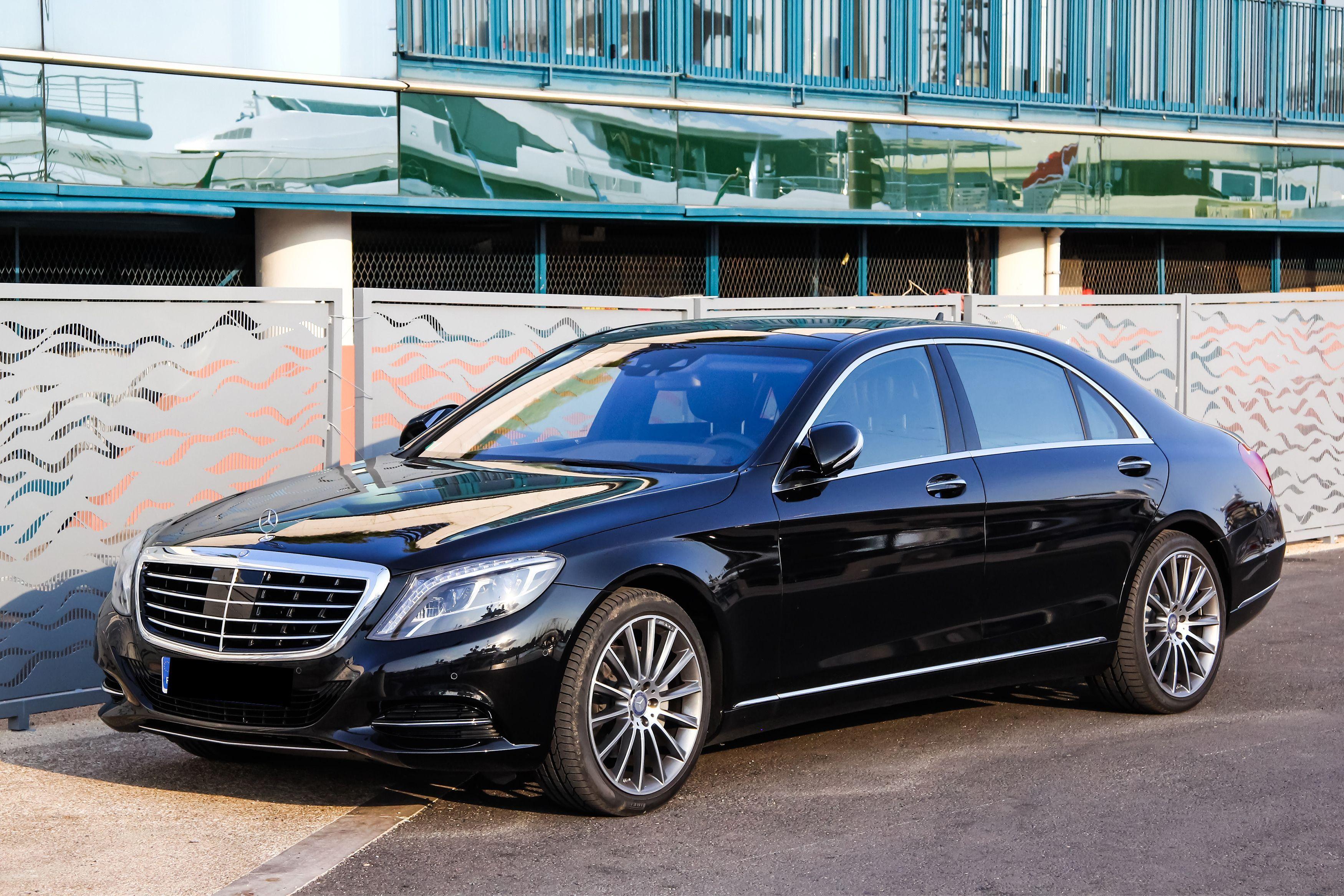 Mercedes Clase S: Servicios de Vip Class