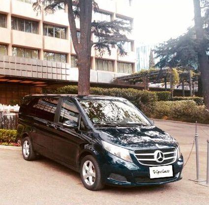Mercedes Viano: Servicios de Vip Class