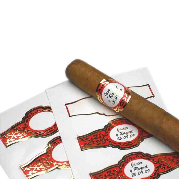 Vitolas personalizadas: Productos de Estanco Barrientos - Exp. 402