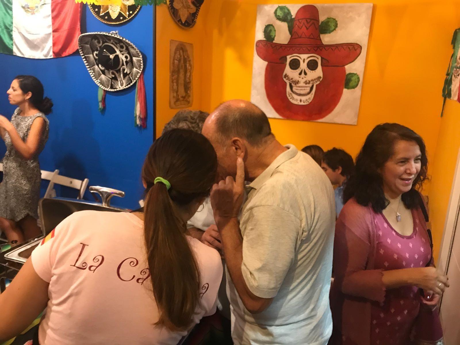Restaurante mexicano en Sevilla