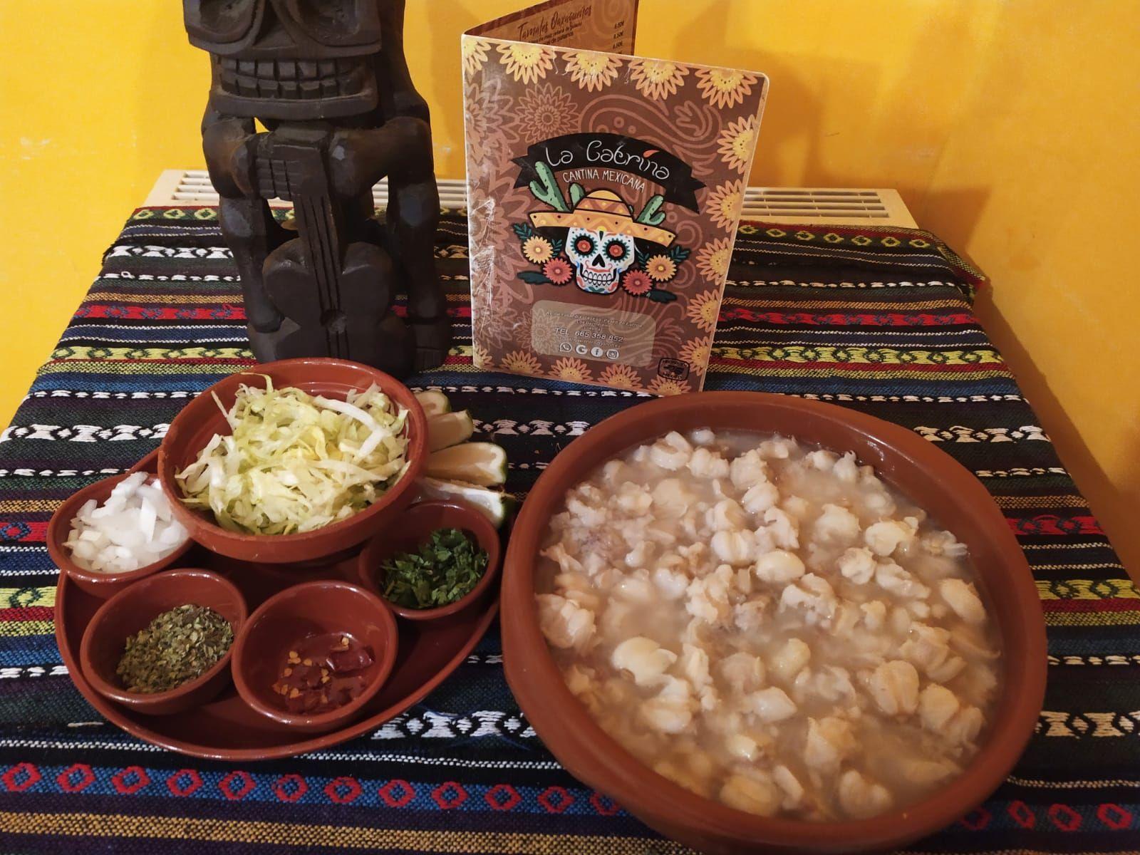 Foto 4 de Restaurante mexicano en  | Cantina La Catrina
