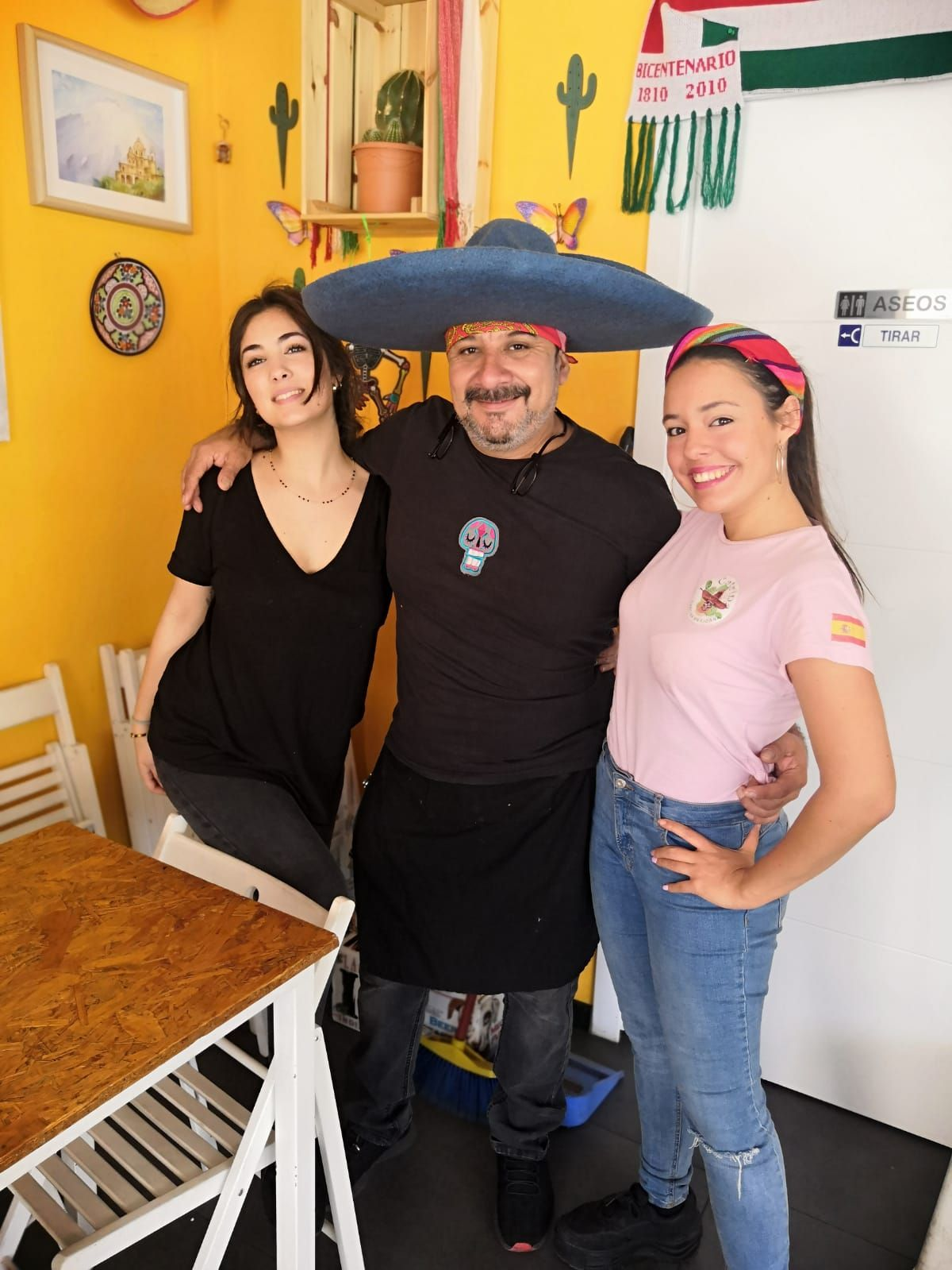 Foto 27 de Restaurante mexicano en  | Cantina La Catrina