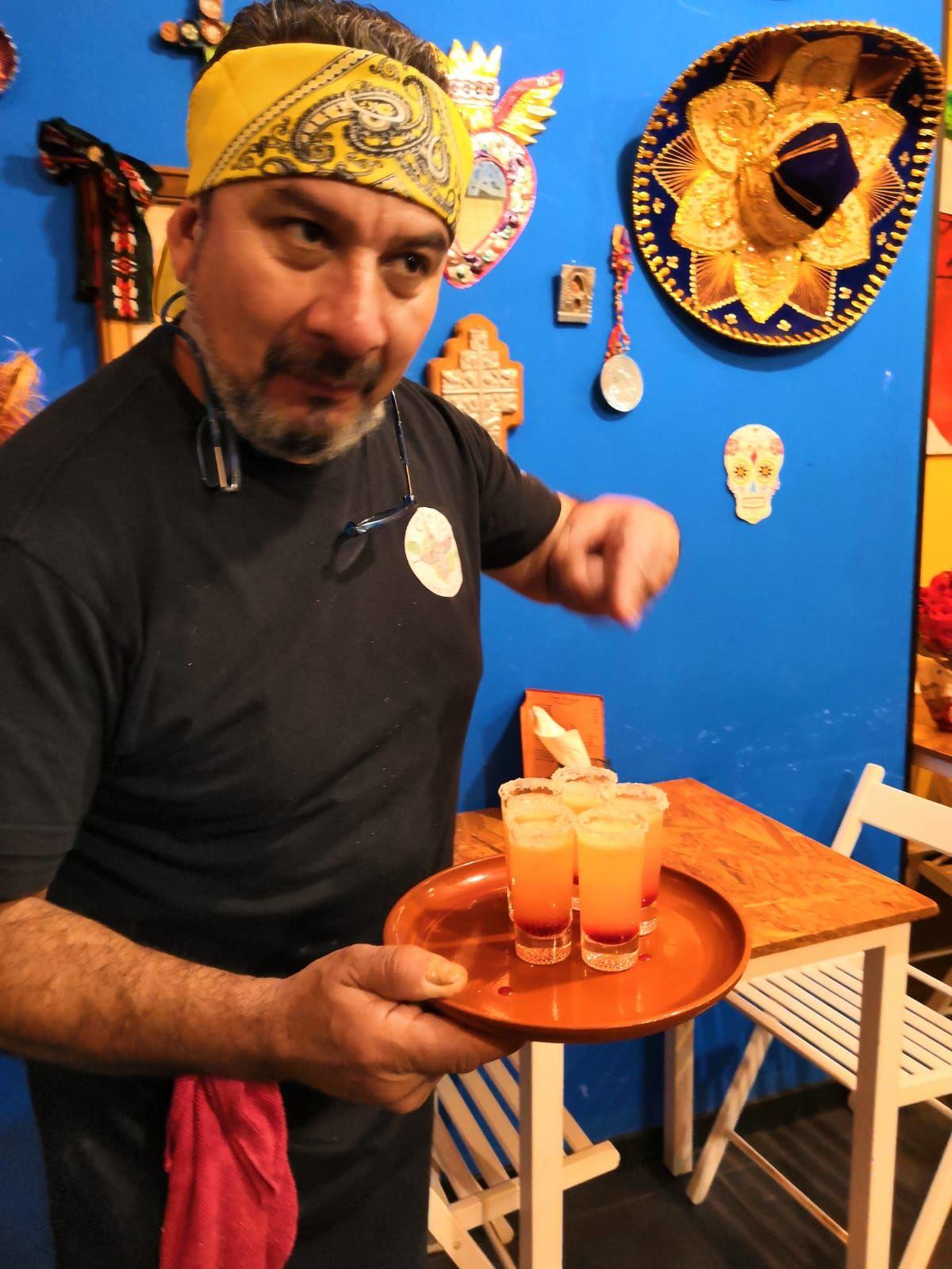 Foto 53 de Restaurante mexicano en  | Cantina La Catrina