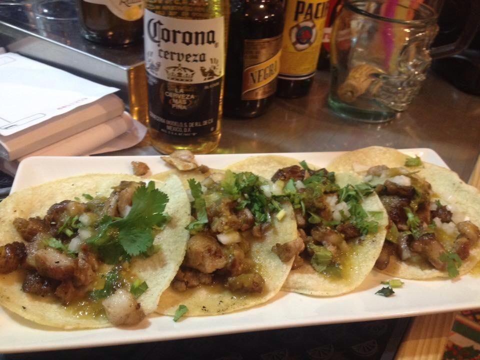 Cocina mexicana en Sevilla