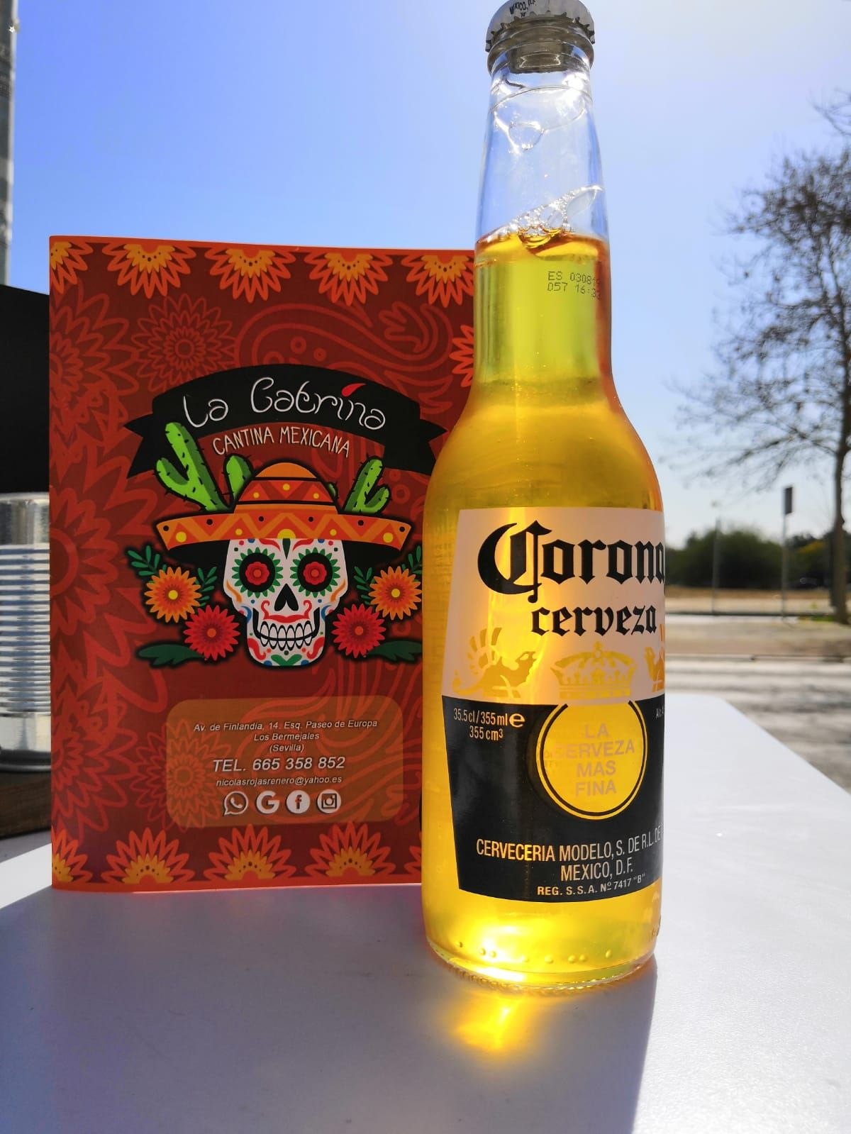 Foto 29 de Restaurante mexicano en  | Cantina La Catrina