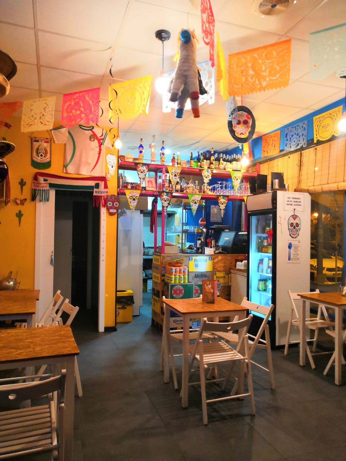 Foto 14 de Restaurante mexicano en  | Cantina La Catrina