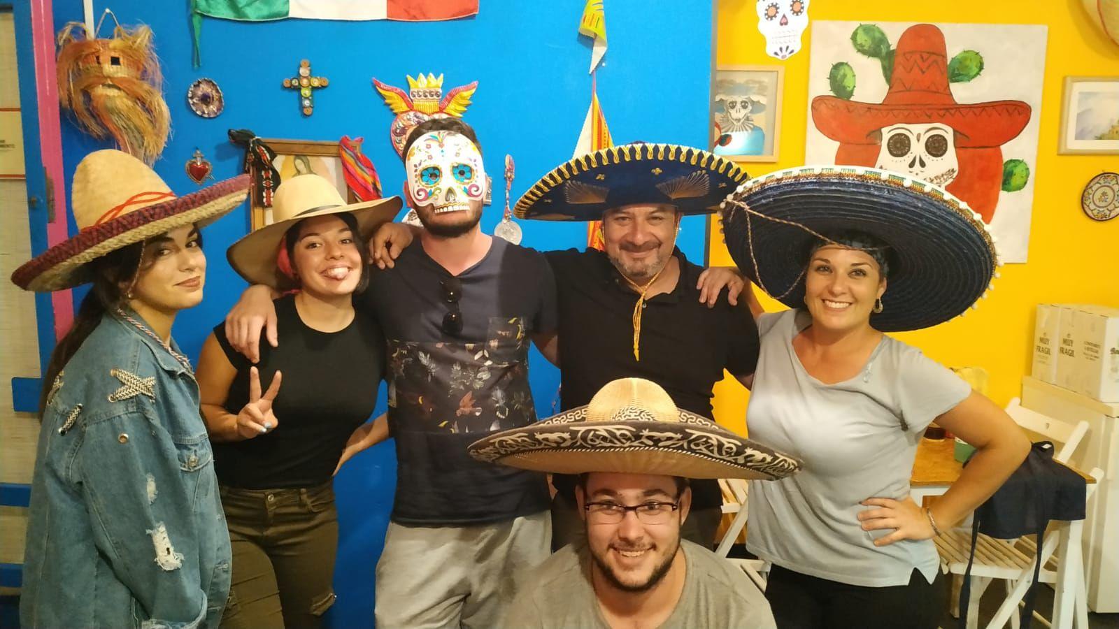 Foto 23 de Restaurante mexicano en  | Cantina La Catrina