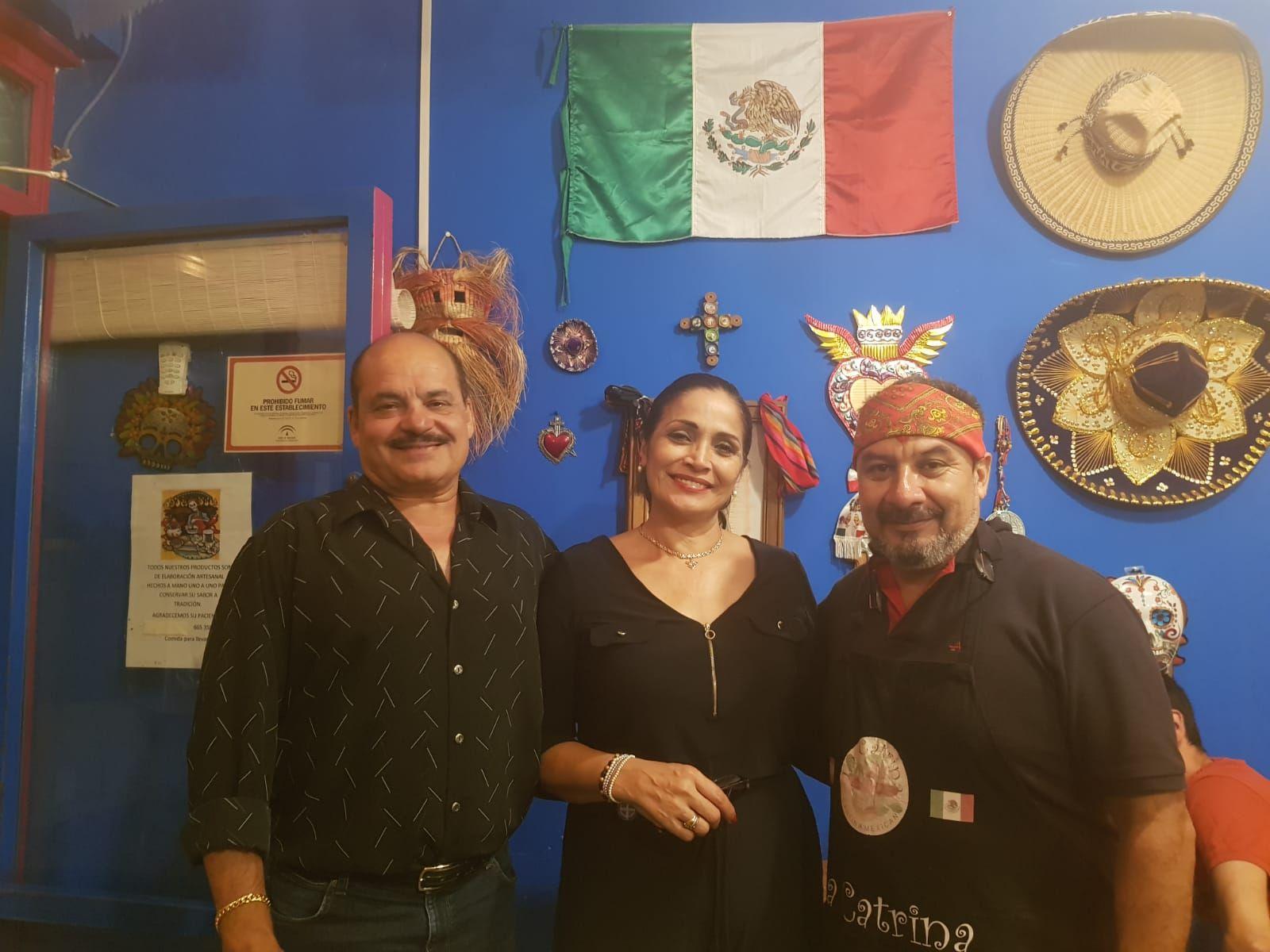 Foto 24 de Restaurante mexicano en  | Cantina La Catrina