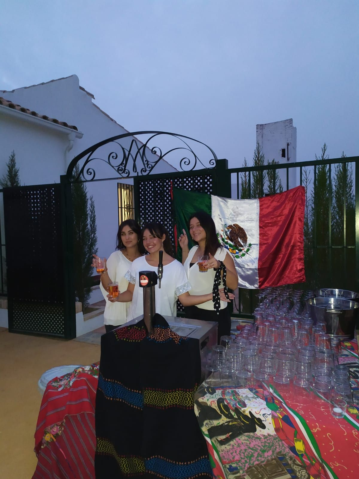Foto 3 de Restaurante mexicano en  | Cantina La Catrina