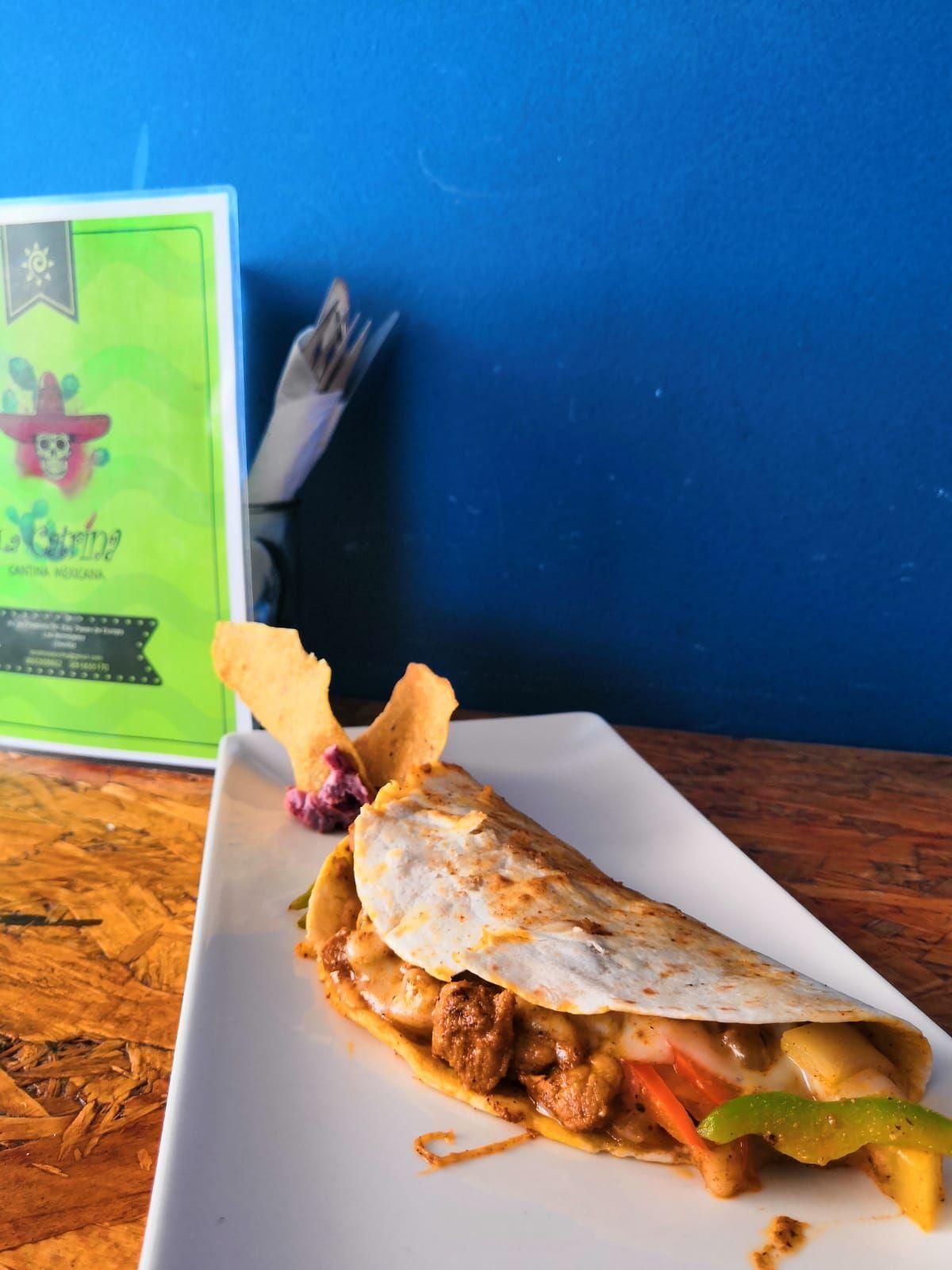 Foto 48 de Restaurante mexicano en  | Cantina La Catrina
