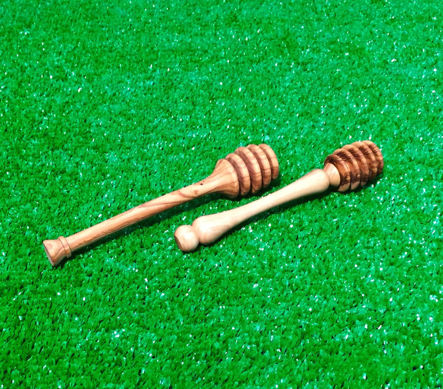 Expertos en la fabricación de utensilios de madera de olivo