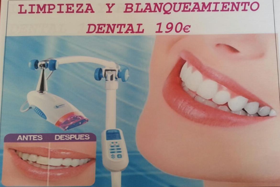 Oferta blanqueamiento dental Murcia, Clinica dental Murcia, blanqueamiento dental precios Murcia