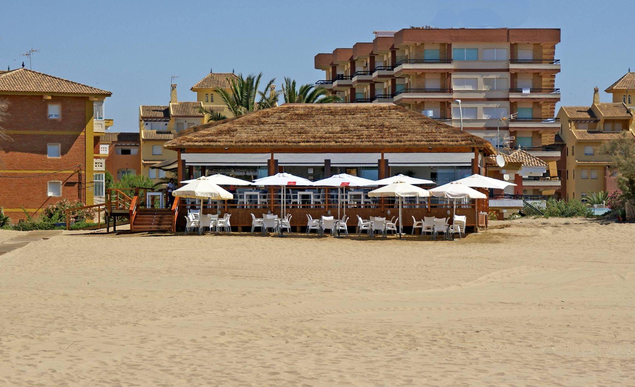 Cocina marinera en Isla Canela, Ayamonte (Huelva)