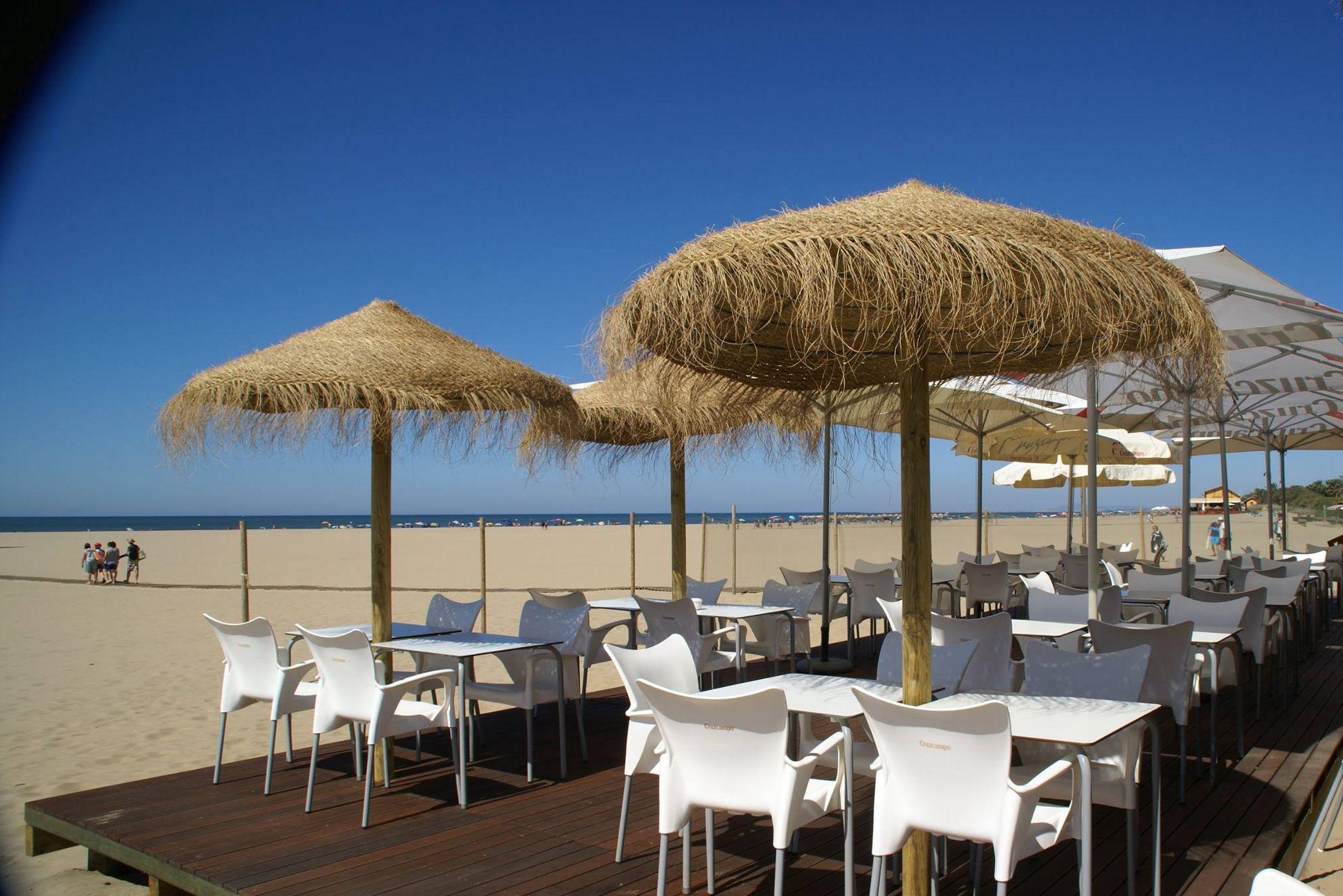 Chiringuito con cocina marinera en Ayamonte (Huelva)