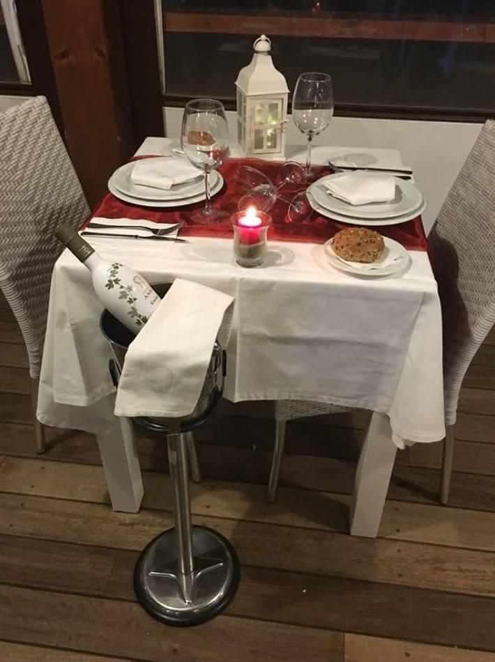 Restaurantes con encanto Isla Canela