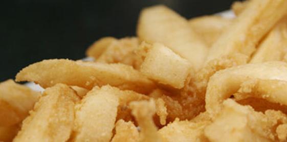 Chocos fritos
