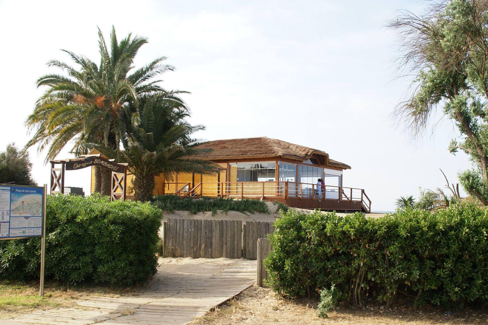 Chiringuito Bonbadill  en Isla Canela