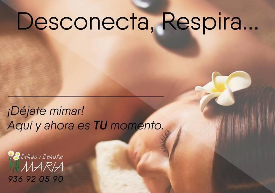 Peeling con sales de Coco: TRATAMIENTOS de Bellesa i Benestar Maria