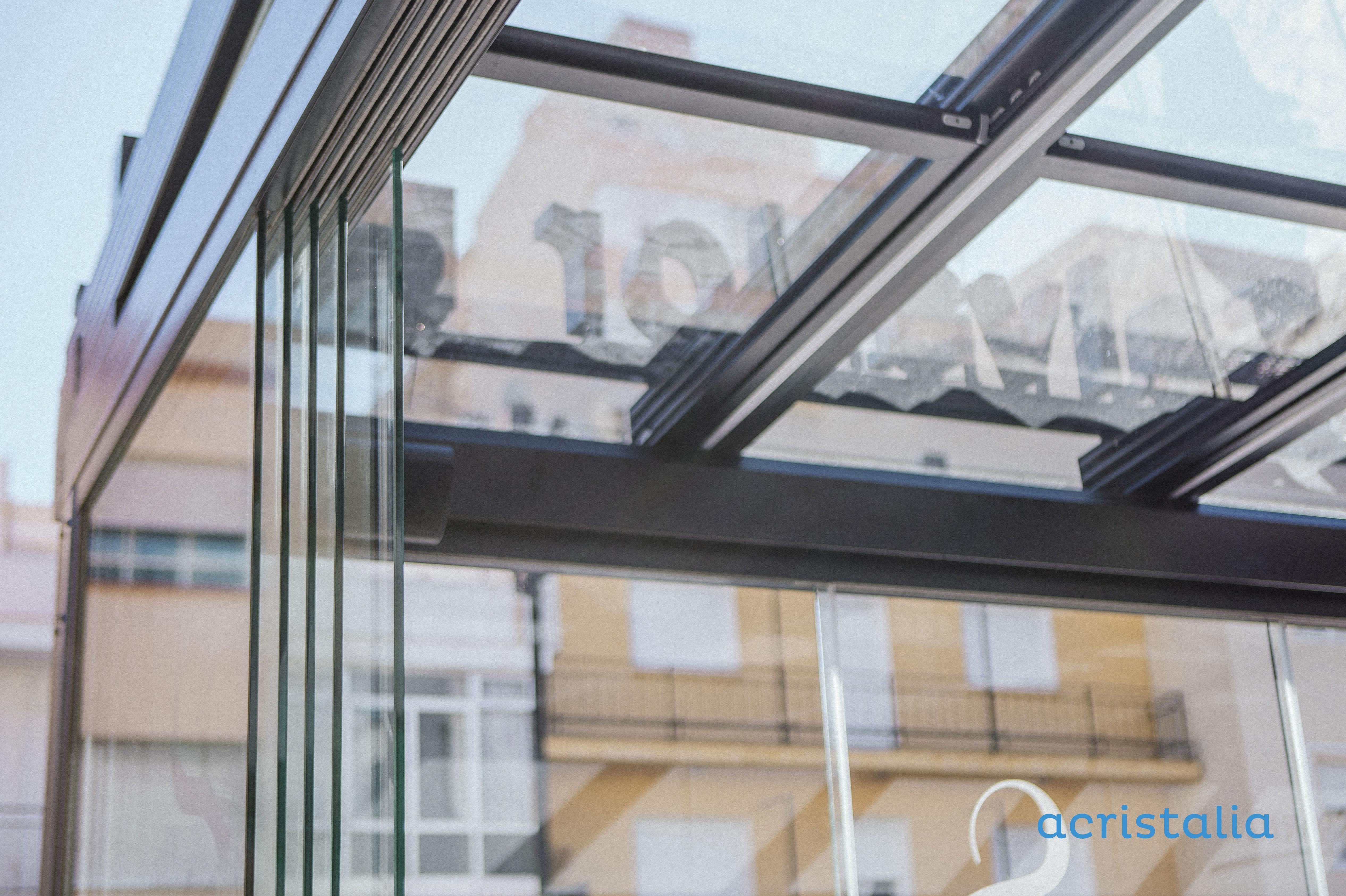 Foto 7 de Carpintería de aluminio, metálica y PVC en Madrid | Alusan López