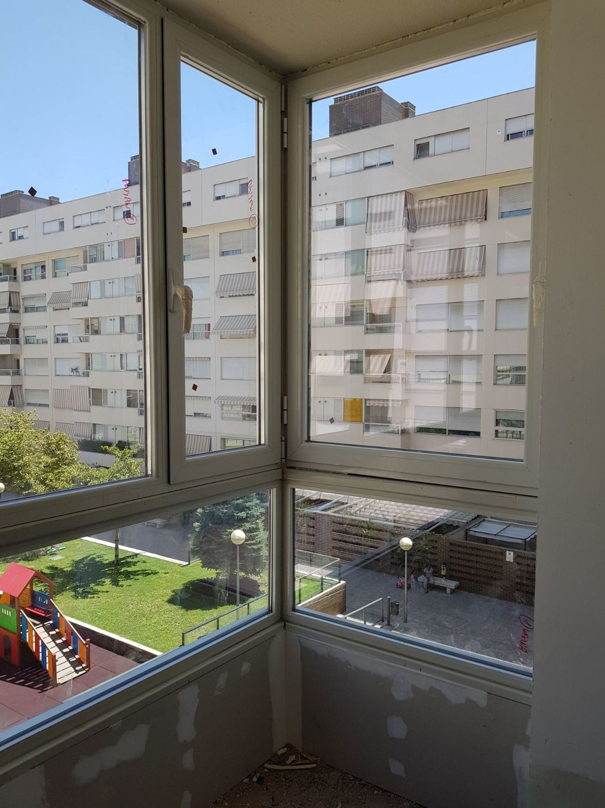 Foto 6 de Carpintería de aluminio, metálica y PVC en Madrid | Alusan López
