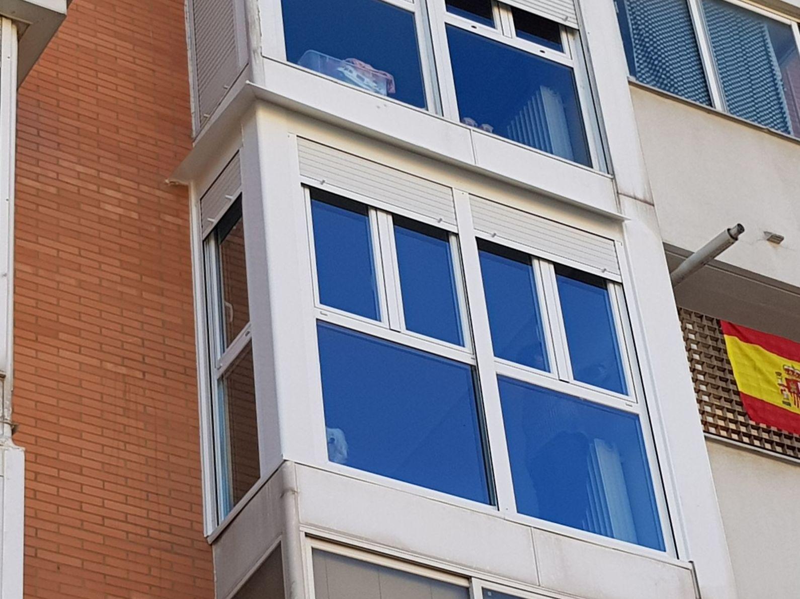 Foto 9 de Carpintería de aluminio, metálica y PVC en Madrid | Alusan López