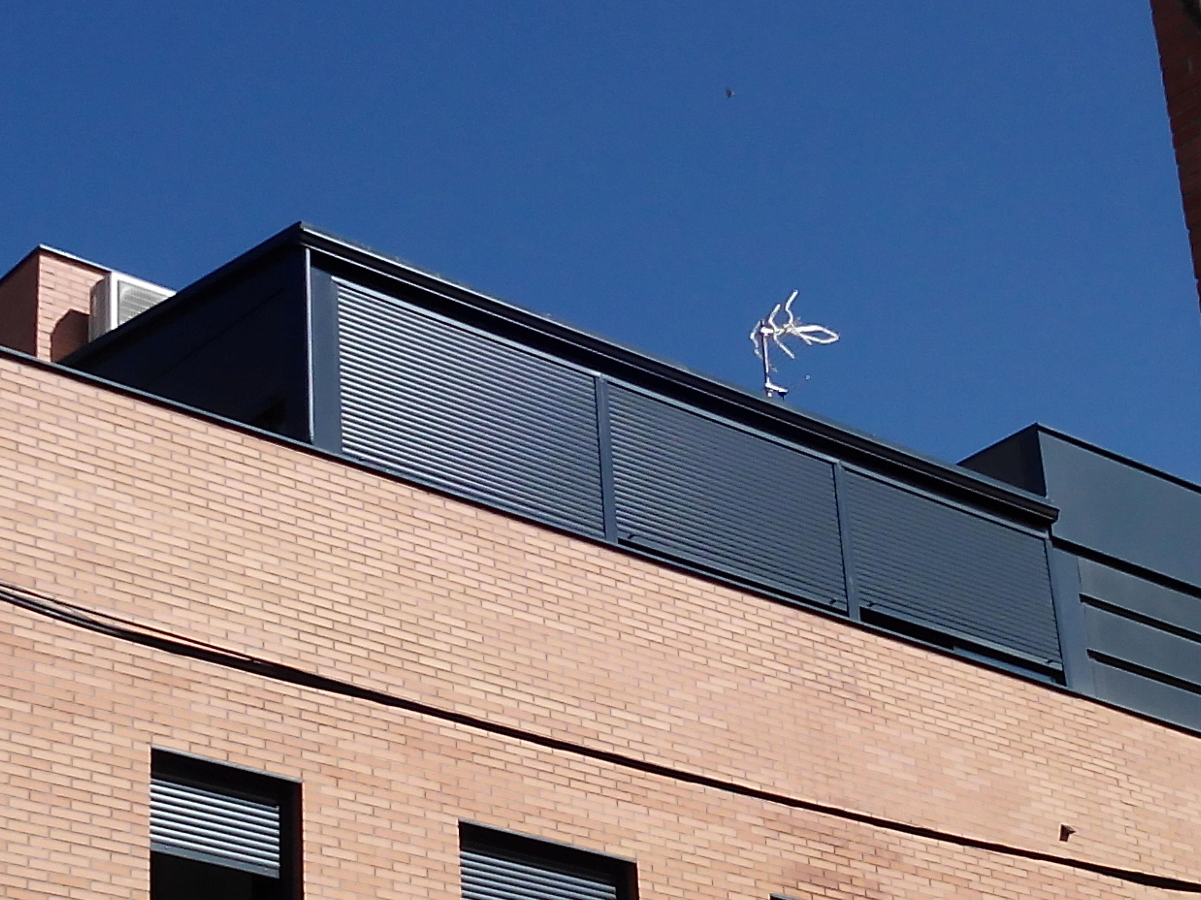 Foto 15 de Carpintería de aluminio, metálica y PVC en Madrid | Alusan López