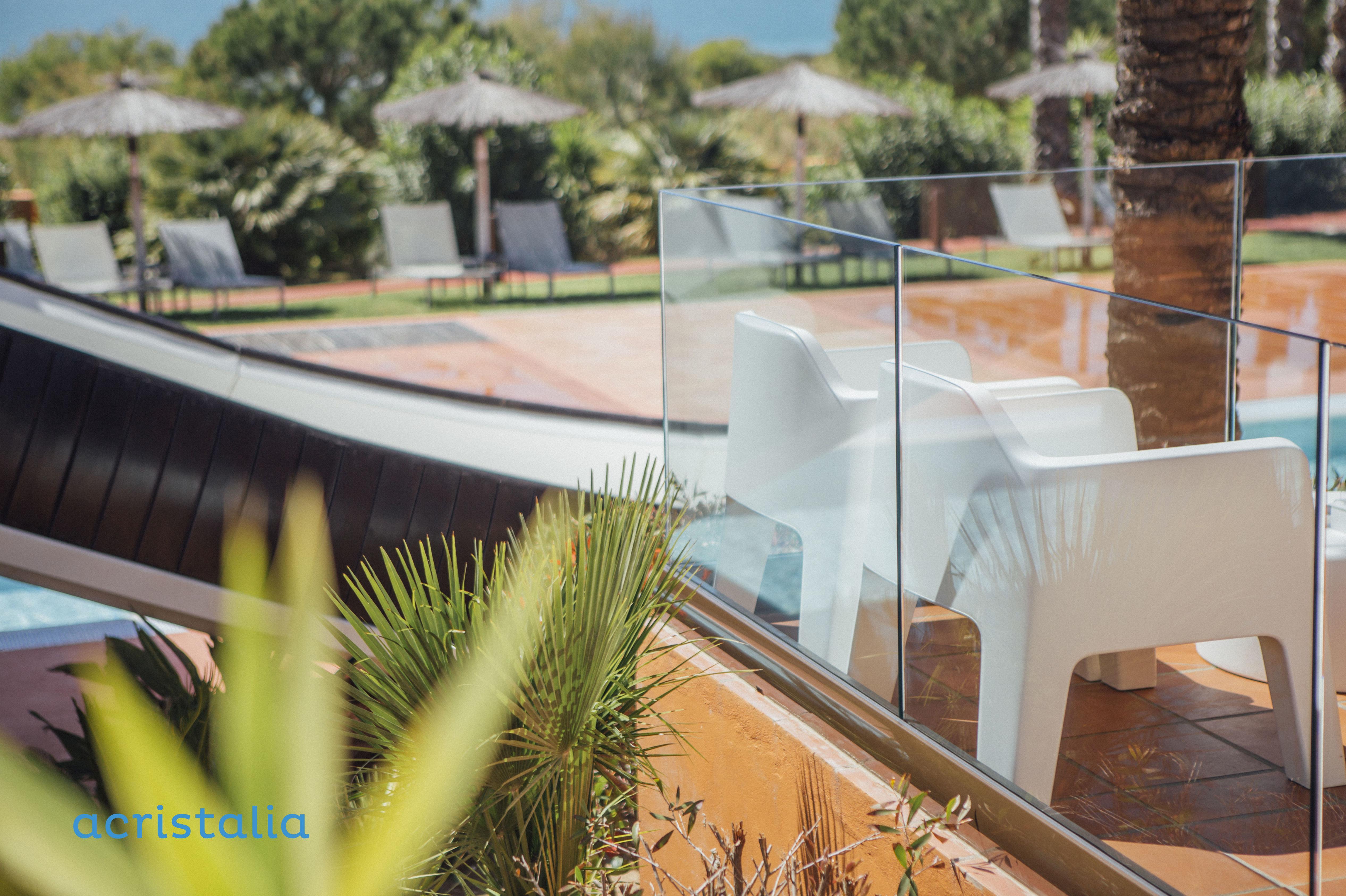 Barandilla de cristal: Productos y servicios de Alusan López