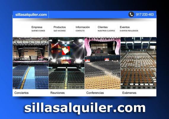 Foto 16 de Sillas y mesas en Madrid | Sillasalquiler.com