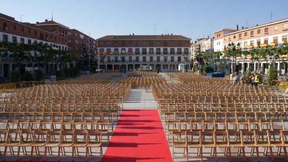Foto 25 de Sillas y mesas en Madrid | Sillasalquiler.com